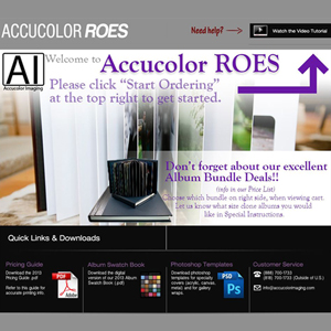Accucolor ROES