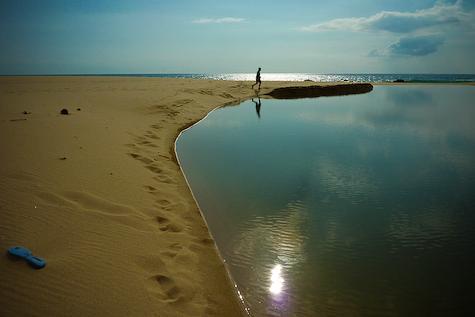 Pantai Langee.