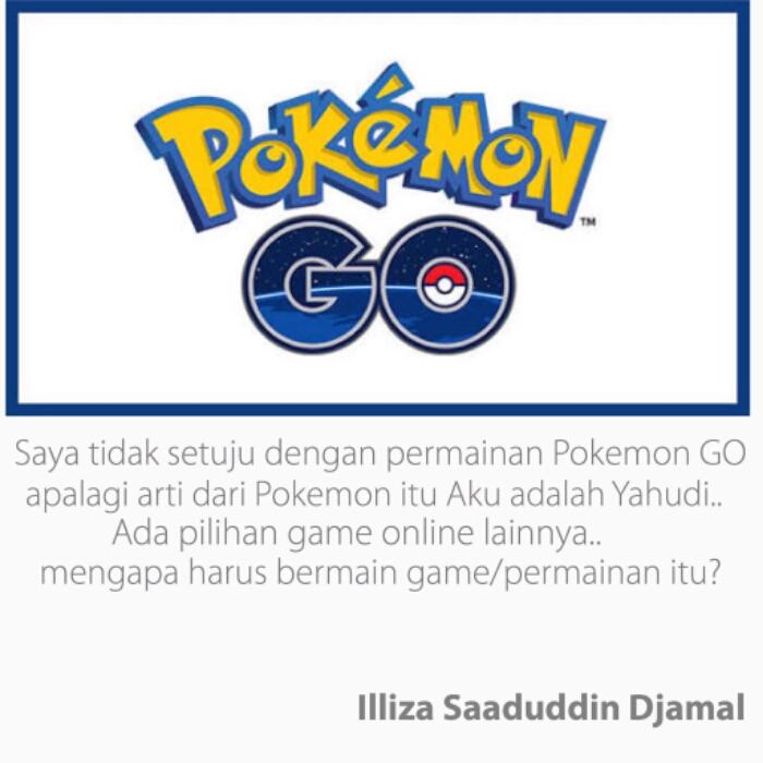 Soal Pokemon Go, Walikota Illiza Minta Maaf