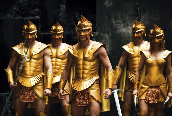 immortals greek style