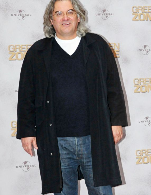 Paul Greengrass in Green Zone photocall