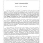 Atividade de interpretação de texto – 5º ou 6º ano