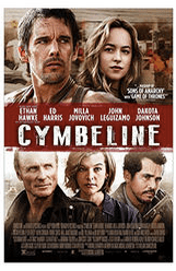 Cymbeline stars Ed Harris, Ethan Hawke, Milla Jovovich and Dakota Johnson