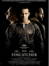 Foxcatcher stars Steve Carell and Channing Tatum