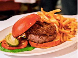The Minetta Tavern Burger