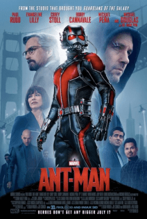 Ant-Man starring Paul Rudd
