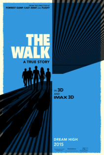 The Walk starring Joseph Gordon-Levitt