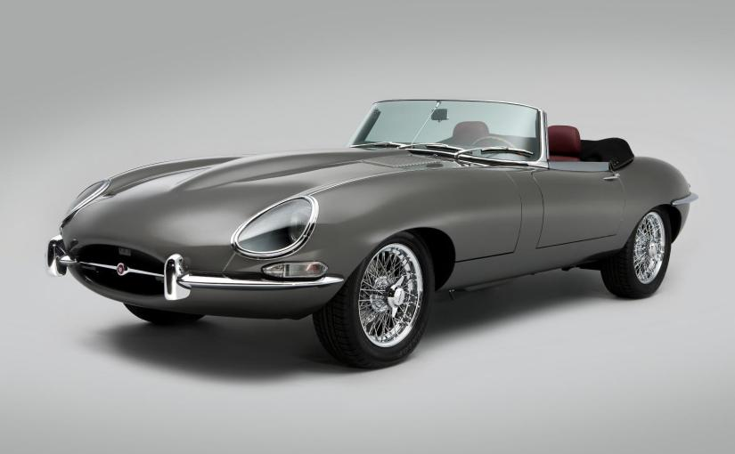 Ode to the Jaguar E-Type