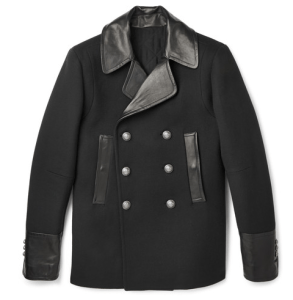 Balmain Peacoat - was $5270 now $2635