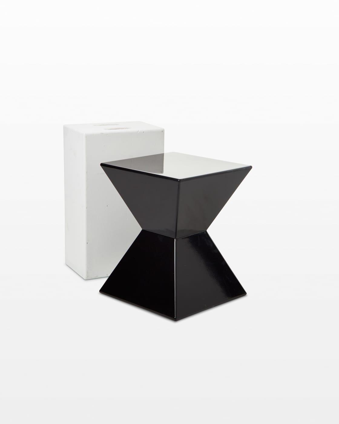 Lovable Magazine Rack Acrylic Side Tables Living Room Pyramid Acrylic Side Table Pyramid Acrylic Side Table Prop Rental Acme Brooklyn Acrylic Side Table houzz 01 Acrylic Side Table