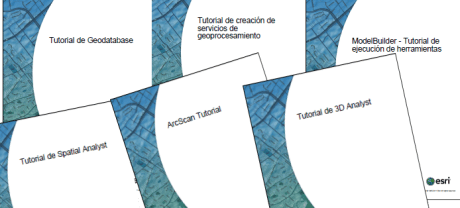Tutoriales ArcGIS 10 español ArcTutor