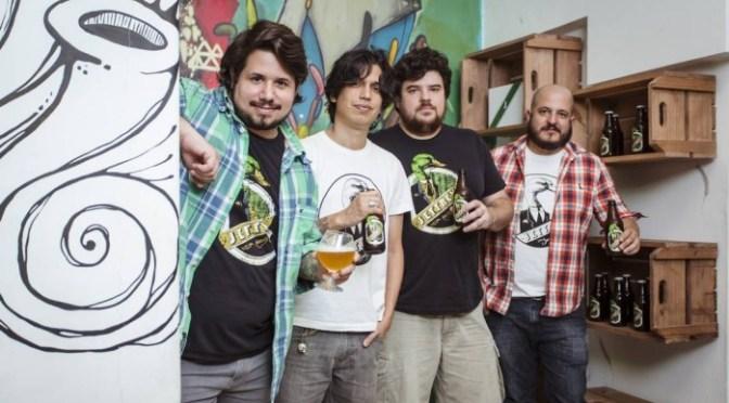 Cervejaria Jeffrey monta fábrica e lounge em Petrópolis