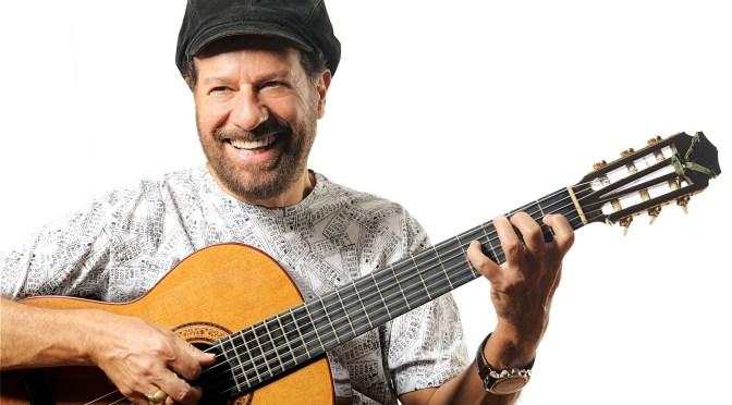 João Bosco apresenta show de 40 anos de carreira em Petrópolis