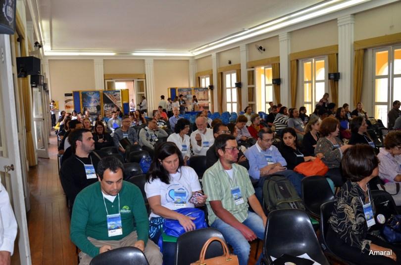 Mais de 200 pessoas participaram do encontro de turismo
