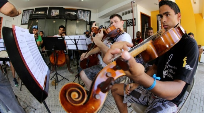 Teresópolis volta a ter ' Música na Matriz'