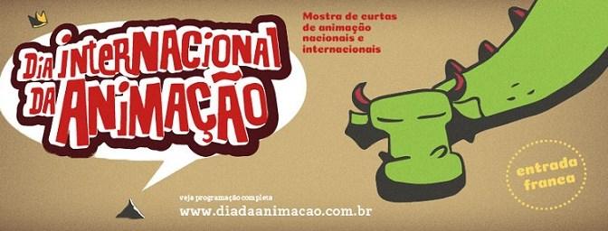 Petrópolis terá exibições pelo Dia Internacional da Animação