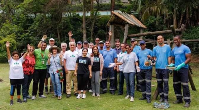 Grupo Petrópolis vai plantar 600 mudas de árvores nativas  às margens do Lago de Nogueira