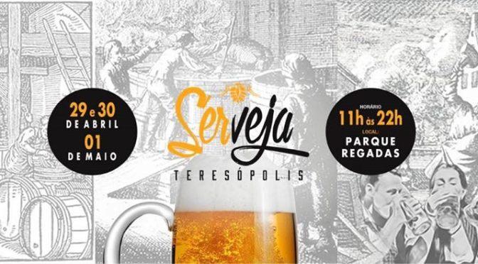 Festival SERVEJA começa hoje em Teresópolis