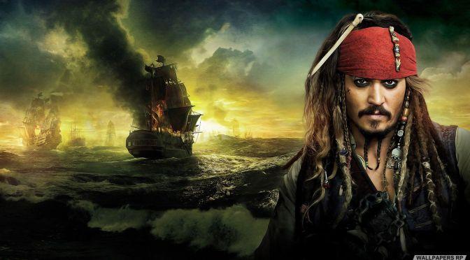 Venda antecipada para Piratas do Caribe já começou