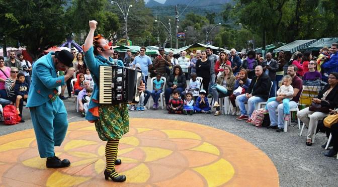 Teresópolis terá mostra de teatro de rua neste feriadão