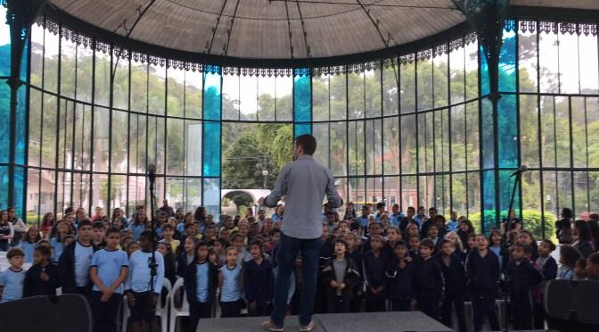 Mostra Canta Petrópolis começou hoje no Palácio de Cristal