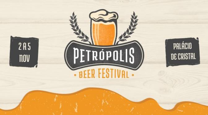 Petrópolis Beer Festival vai acontecer de 2 a 5 de novembro