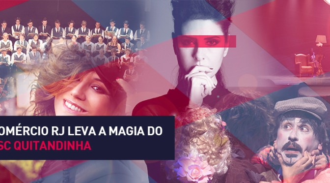 Sesc Quitandinha terá shows, teatro e cinema neste final de ano