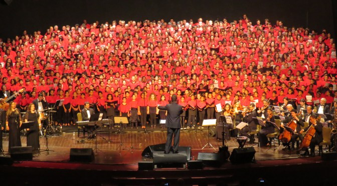 Quitandinha vai receber o Concerto Mil Vozes do Canta Petrópolis