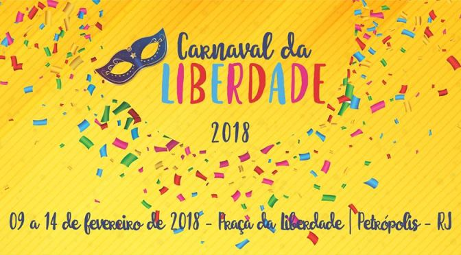 Carnaval da Liberdade ocupa praça com programação gratuita