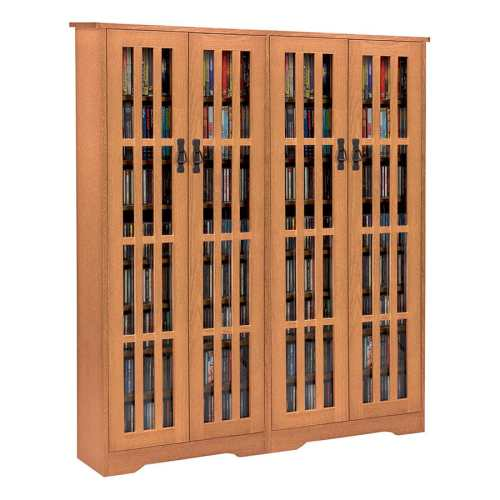 Medium Of Media Storage Cabinet