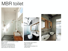 References for toilets