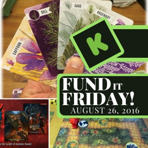 Fund It Friday Aug 26 2016