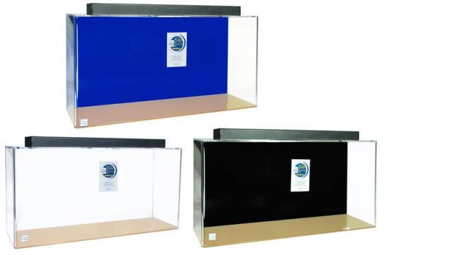 55 Gallon Acrylic Rectangle Aquarium 48x13x20 | Acrylic Aquariums