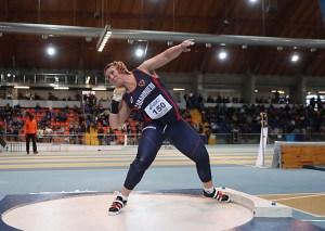 Ancona 18/02/2017 Campionati Italiani Assoluti indoor di Ancona - foto di Giancarlo Colombo/A.G.Giancarlo Colombo