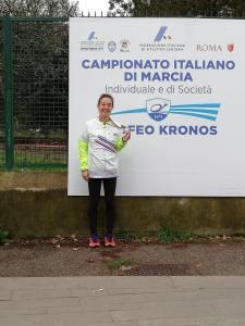 Eleonora Dominici Roma 2018