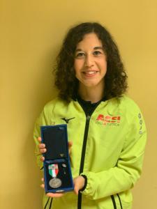 Eleonora Dominici premio Coni
