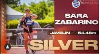 Sara Zabarino 2021