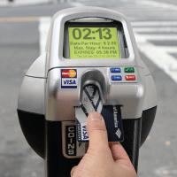 Smart meter parking meter. (Courtesy photo)