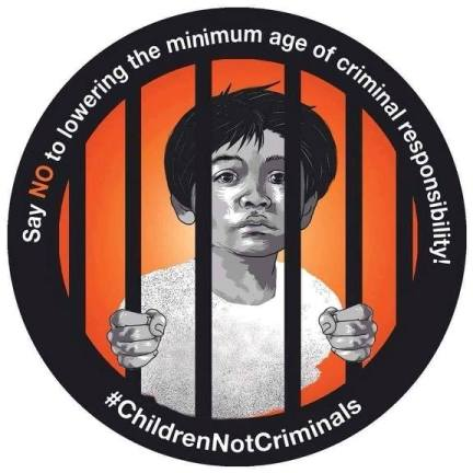 ACTION Stands Firm Against Lowering the Minimum Age of Criminal Responsibility