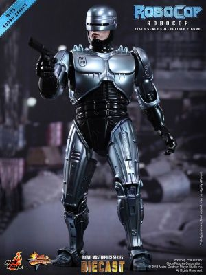Hot Toys - RoboCop - RoboCop Collectible Figure_PR6