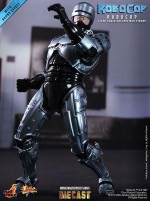 Hot Toys - RoboCop - RoboCop Collectible Figure_PR7