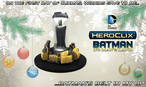 HeroClix Batman Utility Belt