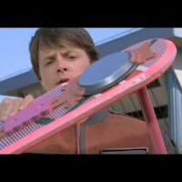 AFi First Look – Mattel's 'Back To The Future II' Hover Board Prop Replica
