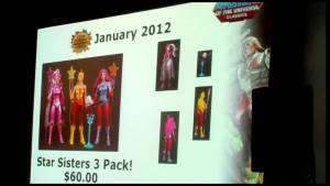 Mattel's 2011 SDCC MattyPallooza Panel (2 of 3)