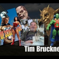"""Monster Model Review"" Interviews Sculptor Tim Bruckner"