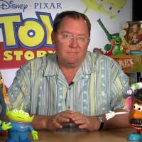 John Lasseter of Disney*Pixar Talks About the Thinkway Toy Story Toys