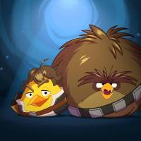 Han Shoots First in Star Wars Angry Birds