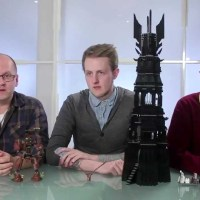 Lego Reveals 'The Lord of the Rings' – The Tower of Orthanc!