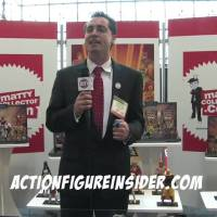 Toy Fair 2010 Video- Mattel's Collector Event and Showroom Tour