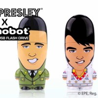 ELVIS™ X MIMOBOT® Designer USB Flash Drive Series Launches at CES 2013